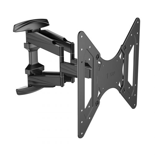 "FLEXIMOUNTS Full Motion TV Mount BRACKET FOR 26''-55"" up to 99LBS"