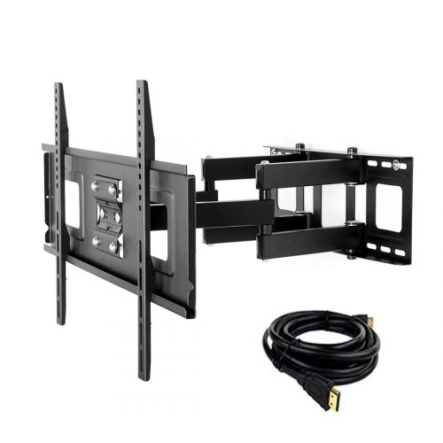 A04H Full Motion TV Wall Mount For 32 65 Fleximounts