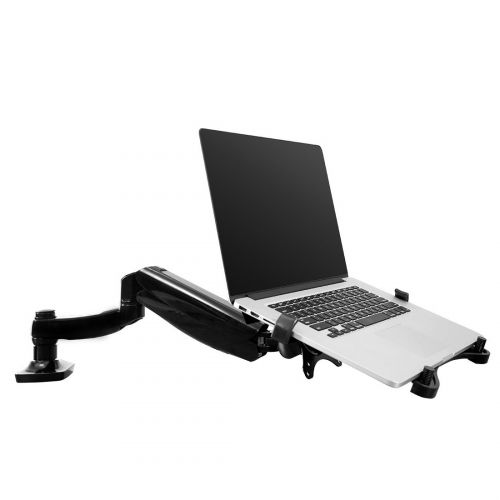 FLEXIMOUNTS L01 DESK LAPTOP MOUNT FOR 11″-15.6″ LAPTOPS FROM 3.1 TO 11 LBS (1)