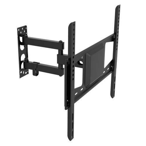 Fleximounts A26 Full Motion Articulating TV wall mount tilt swivel bracket fit for 26-55 HD 4K LED LCD TV Screen