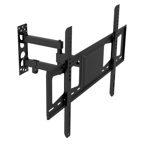 Fleximounts A27 Full Motion Articulating TV wall mount tilt swivel bracket fit for 32-60HD 4K LED LCD TV Screen