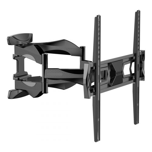 Fleximounts Full Motion TV Mount for 32''-50'' Flat-Panel TVs up to 66 lbs
