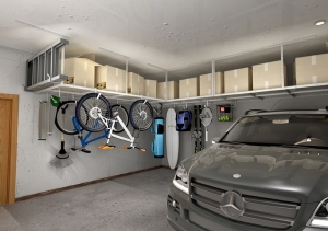 Best Storage Racks For Garage Fleximounts