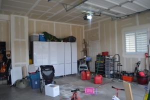 This Process Of Installing A Storage Kit Was Lot Simpler Than Building From Scratch But With Our Crazy High Ceilings The Installation Still Took Long