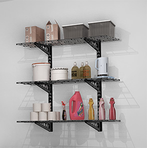 Height Adjustable Shelves