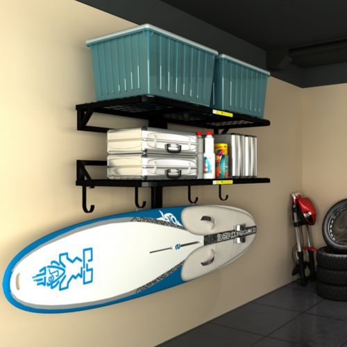 Motorized Garage Wall Shelves HandyJack™-5