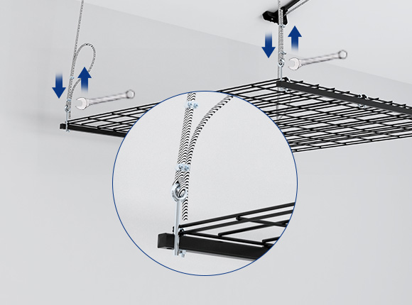 Compatiable With Angled Ceilings